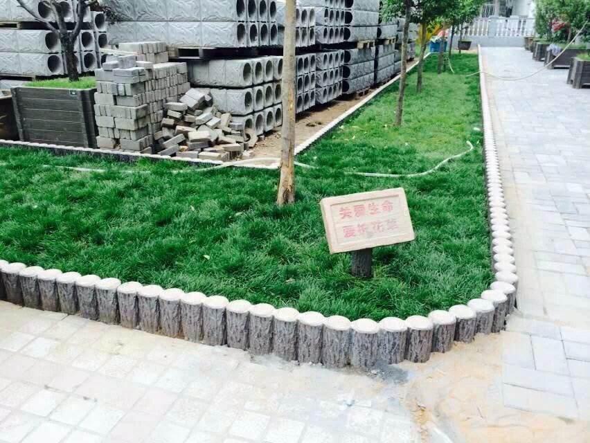 宁夏仿木树桩石-仿木树桩石厂家-众鑫达