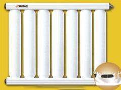 内蒙民用铝合金散热器-民用铝合金暖气片代理