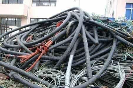 海南废电缆电线回收