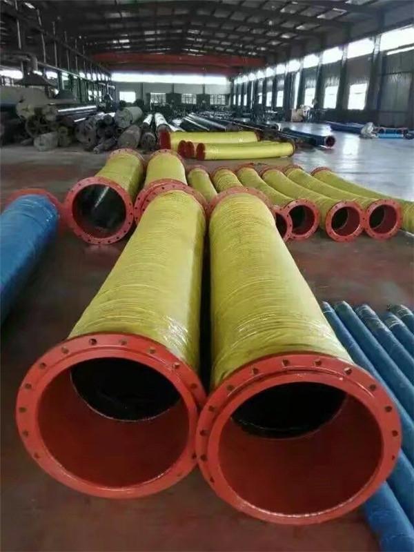 高压橡胶管寿命-衡水市价位合理的法兰式橡胶软管推荐