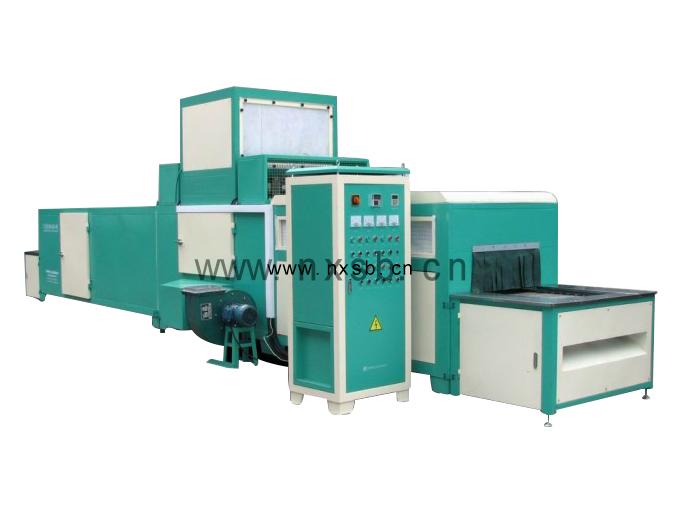 UV光固化机代理加盟-温州南星工业设备供应好的uv光固化流水线设备