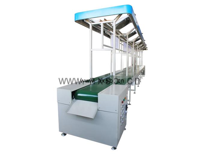 装搭流水线供应厂家-性价比高的PVC皮带输送流水线,温州南星工业设备倾力推荐