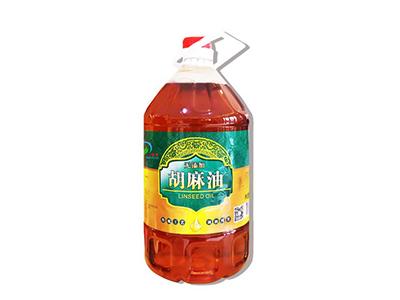 石嘴山胡麻油厂家-固原市哪有有卖特价宁夏胡麻油