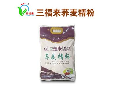 固原荞麦粉厂家-固原宁夏荞麦粉批售