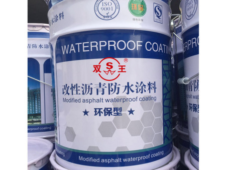 福建非固化橡胶沥青防水涂料-【厂家直供】潍坊市沥青防水涂料