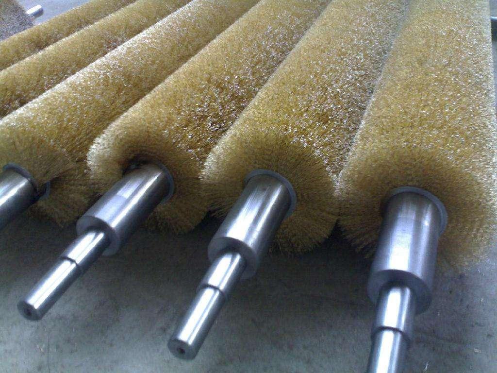 钢丝辊刷厂家-潍坊市品牌好的毛刷辊厂家