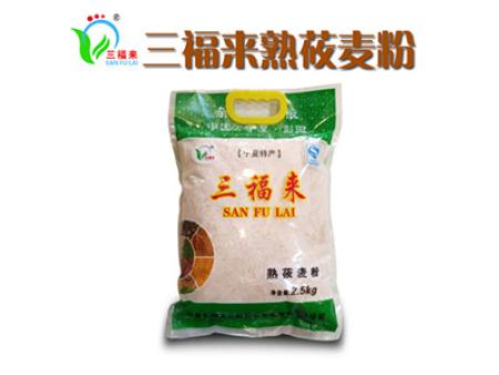 固原莜麦面粉供应-采购高性价宁夏莜麦面就找三泰科技实业有限责任公司