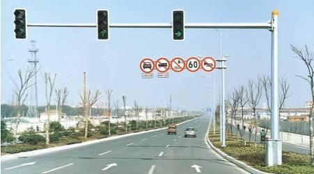 吴忠交通信号杆批发_供应银川价位合理的宁夏交通信号杆