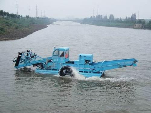 本溪大型割草船報價