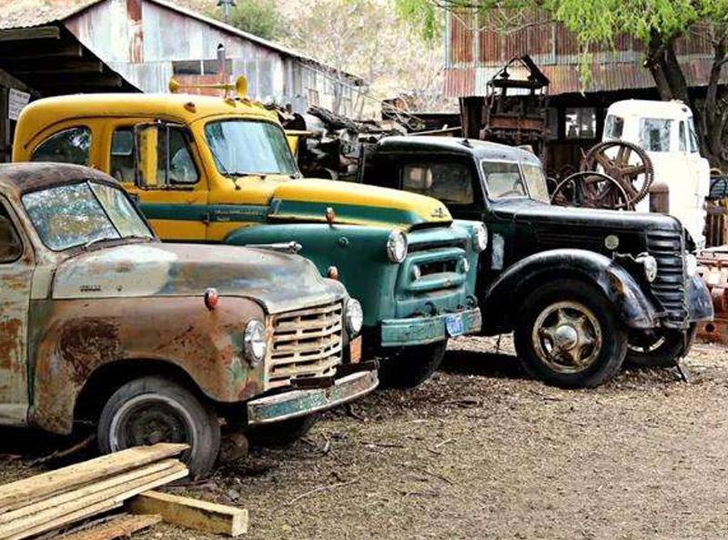機動車報廢回收