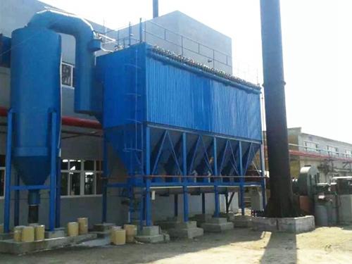 石家庄自机式锅炉除尘器厂家,单机锅炉除尘器供应