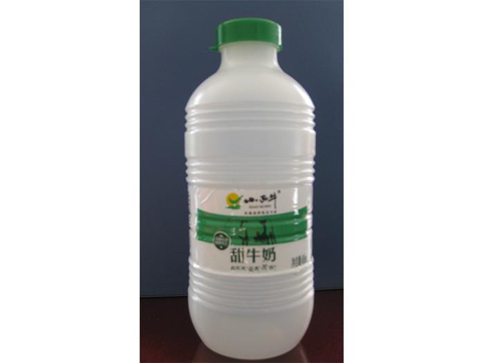 中卫牛奶瓶哪家好-吴忠市物有所值的宁夏牛奶瓶供应