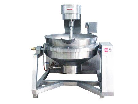 安徽行星攪拌炒鍋制造商-新款的行星攪拌炒鍋就在錦尚食品機械