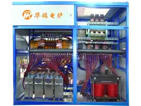 中頻爐-選購質量好的中頻電爐當選華瑞電爐