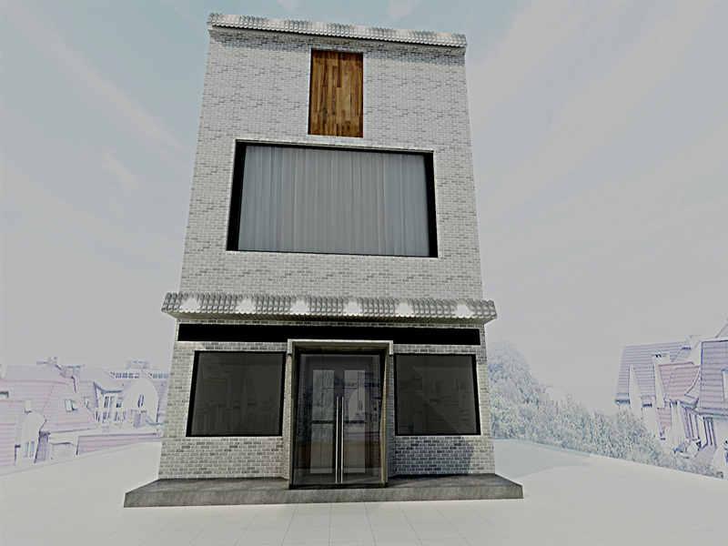 港区外墙工装装修多少钱一平方-室外装修哪家费用合理