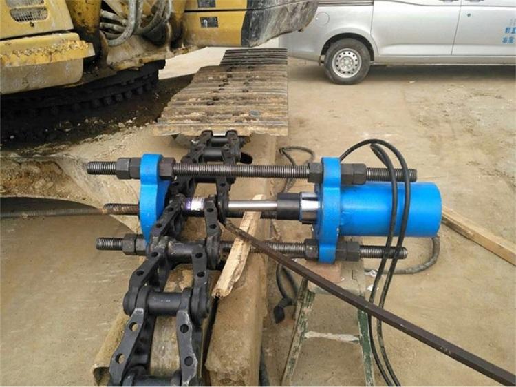 液压轨链拆装工具-想买液压履带销拆装机上德州力高液压