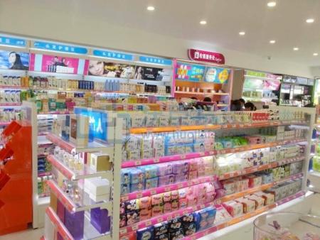母婴用品展示柜-广东省高质量的护肤品柜台