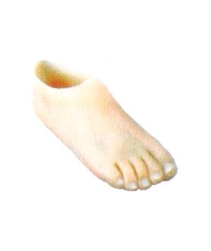 阜新硅胶半足公司-实惠的硅胶半足沈阳佳奥假肢矫形供应