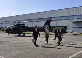 直升飞机商务包机