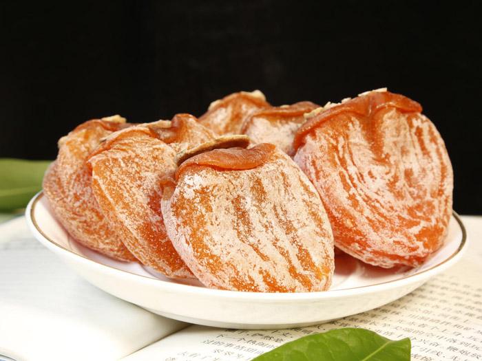 手工柿饼生产厂家-较好的熏硫柿饼推荐