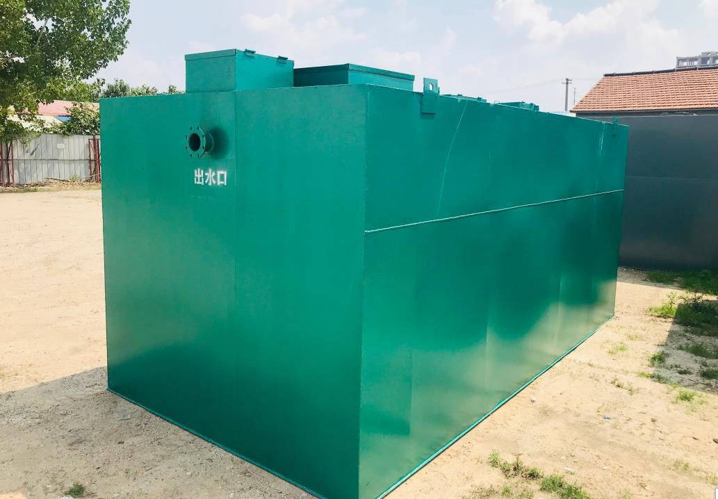中水回收站|潍坊哪里有卖好用的生活污水处理设备