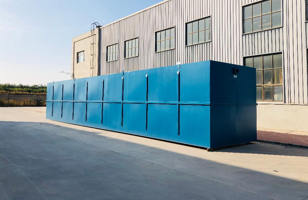 小区中水回收站_潍坊物超所值的生活污水处理设备出售
