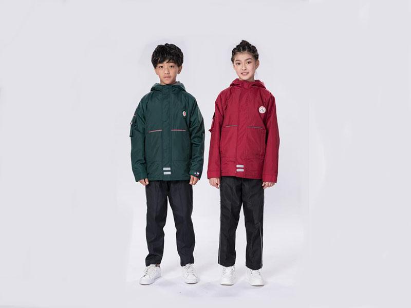 漳州沖鋒衣校服報價-聲譽好的校服沖鋒衣供應商當屬禮樂服飾