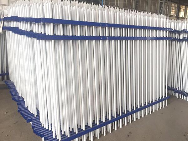 哈爾濱鋅鋼護欄廠家-新式的哈爾濱鋅鋼護欄盡在龍達金屬
