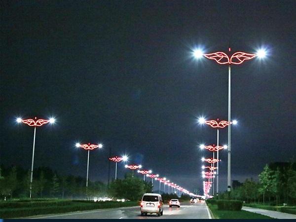 路灯杆-质量好的哈尔滨路灯杆当选龙达金属