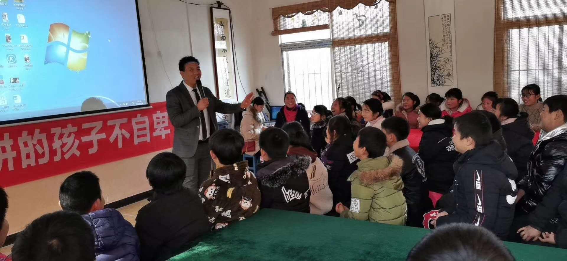 赤峰儿童青少年口才突破训练机构