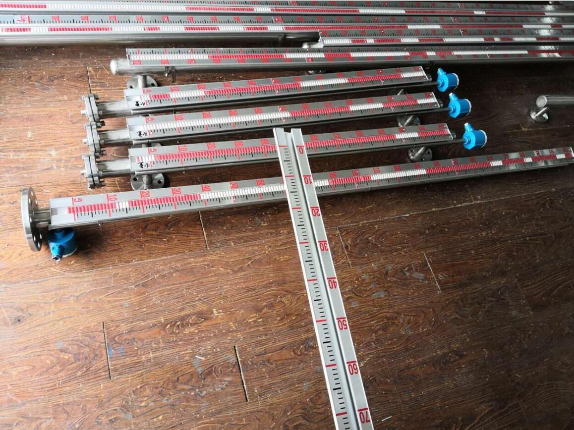 磁翻板液位計 4-20mA磁翻板液位計 提供