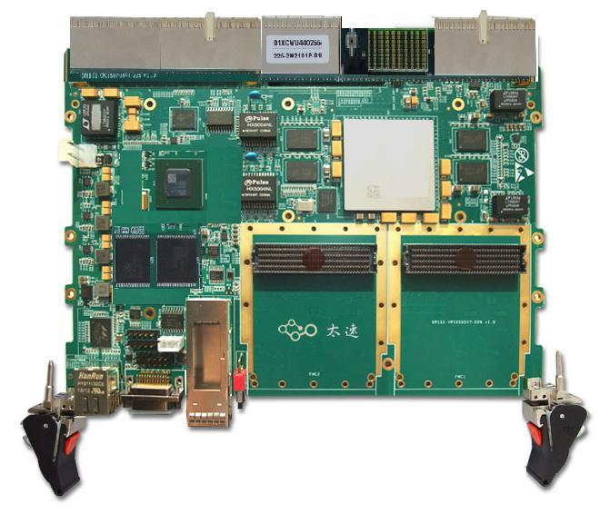 225-XCVU440T芯片验证板卡