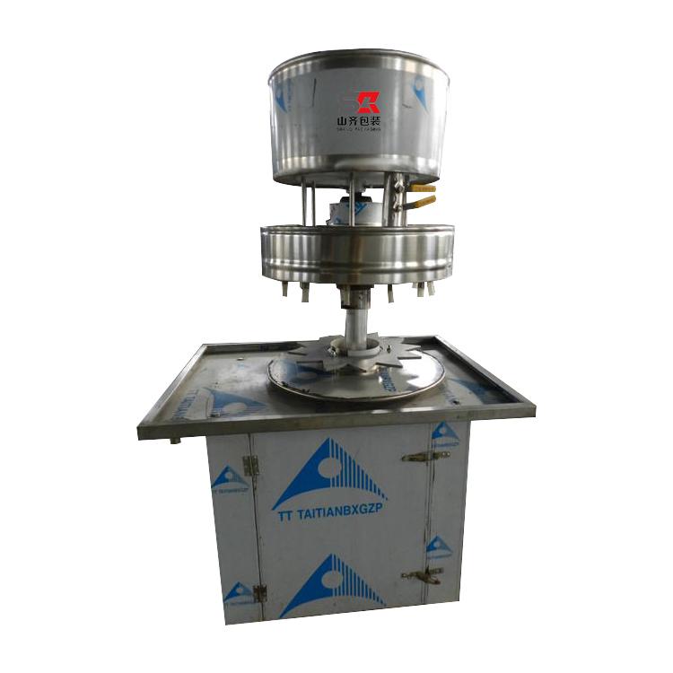 黑龍江小型酒水灌裝機價格-黑龍江半自動酒水灌裝設備供應