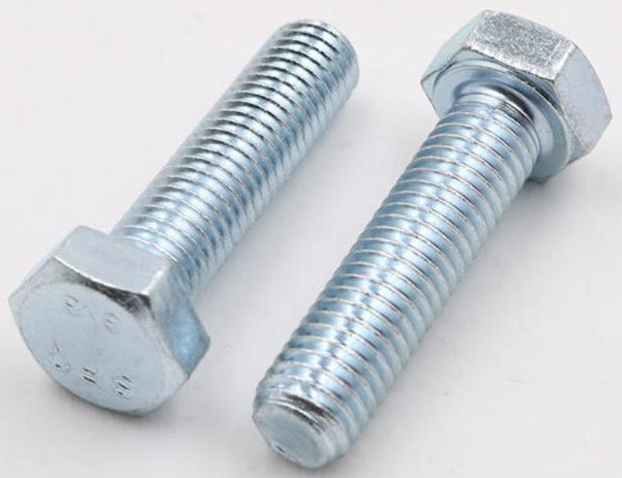 六角螺栓 六角螺丝 国标螺栓 8.8级螺栓厂家直供