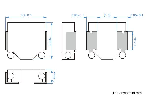 新货现货 原装,SPM3012T-4R7M TDK电感