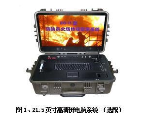 HC-II型消防员火场终端(智能空呼)显示系统 厂家