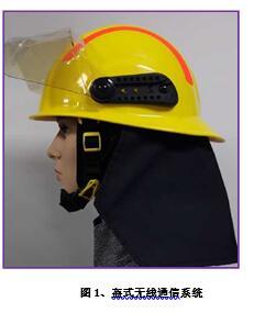 盔式【17统型盔】无线通信系统