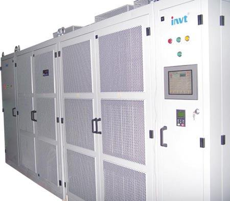 变频器的双向控制电路编程实例