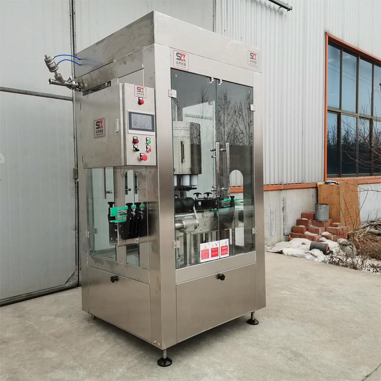 四川全自动酒水灌装设备供应-山齐灌装机械-生产企业