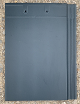 蓝灰色陶瓷瓦 石板瓦 平板瓦