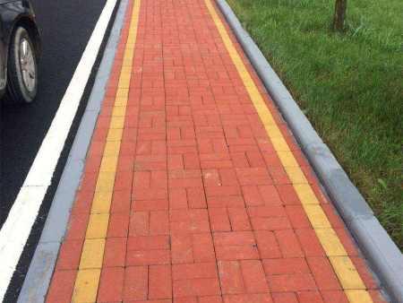 青海彩砖-西宁彩色马路砖-西宁彩砖批发-透水砖价格 官推汇源