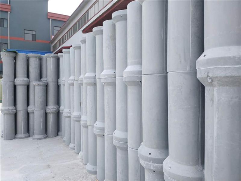 现货供应 玻璃钢泄水管 夹砂泄水管厂家恒泽