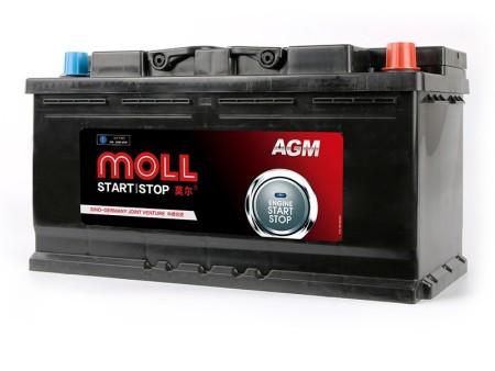 莫爾蓄電池