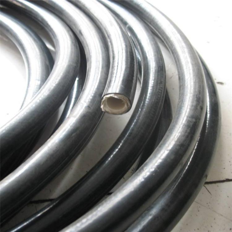 帶紗線氣動軟管|尼龍彈性體樹脂管|鋼絲編織高壓樹脂管現貨