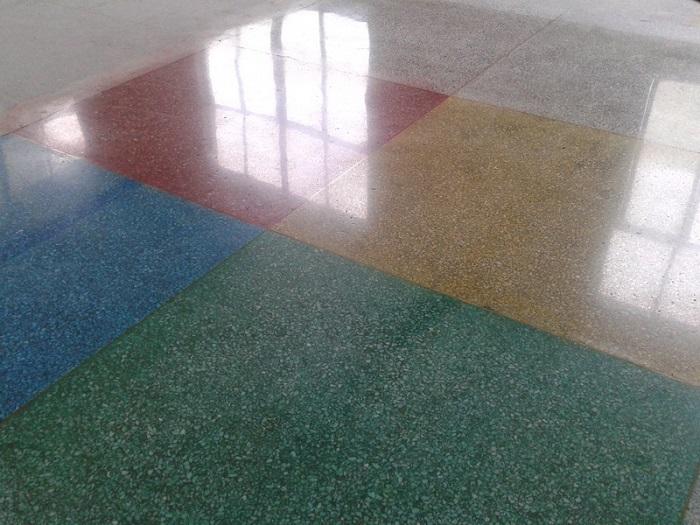 彩色地坪固化-地坪染色劑-廈門尤諾