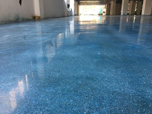 地坪固化染色哪家好-水泥染色固化-廈門尤諾