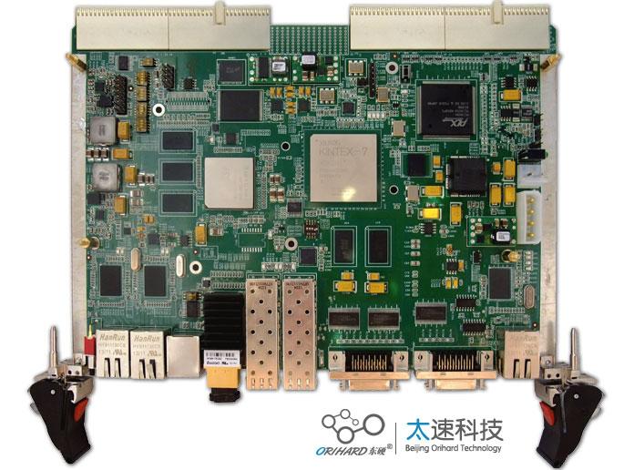 10-TMS320C6678图像处理平台