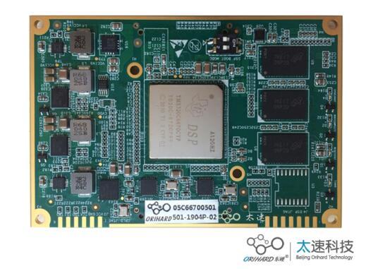 501-0C6670软件无线电核心板