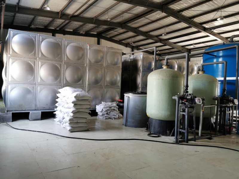 黑龙江水箱厂家_哈尔滨水处理设备-诚厚环保设备