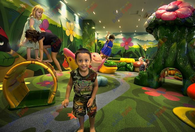 郑州【儿童乐园】区域规划设计【乐可岛】